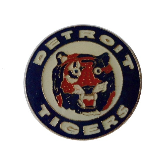 pin detroit tigers on - photo #9
