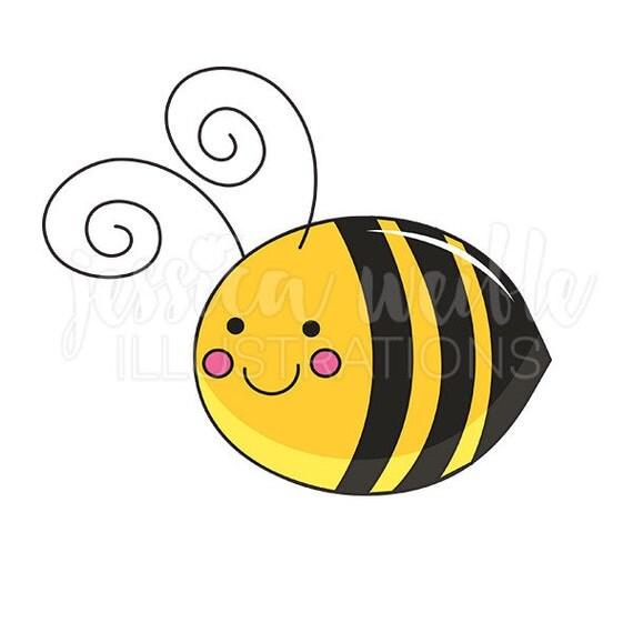 Be Mine Bee Cute Digital Clipart Bee Clip art Bumble Bee