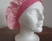 Bouffant Tie-back Surgical Scrub Hat