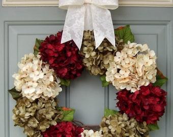 Christmas Wreath - Wreath for Christmas - Christmas Door Wreath