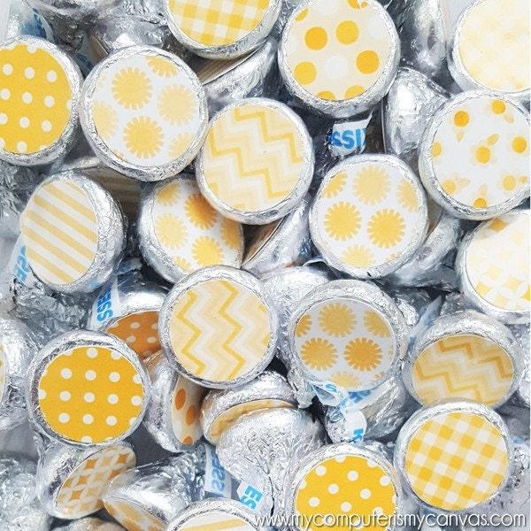 BOX Of SUNSHINE Printable KISS Stickers Hello Sunshine