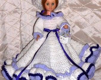 Vintage Fashion Doll, Sleepy Eyes, Hard Plastic, D5