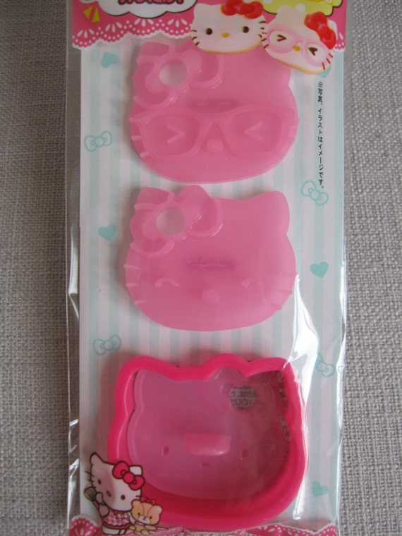 Hello kitty cookie mold food mold stamp from japan - Cuisine hello kitty ecoiffier ...