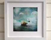 Set of 5 Cards Nr:2 by Alexander Jansson