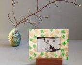 Pineapple Frame, Unique Frame, Housewarming Gift, Wedding Gift