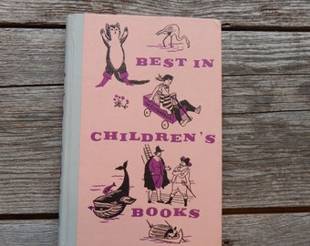1957 Best in Children's Books featuring illustrations by Andy Warhol, Barbara Cooney and more