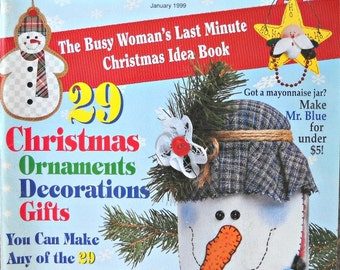 Crafts 'n Things Magazine, January 1999 Issue