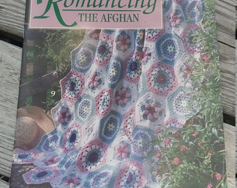 Romancing the Afghan Design Pattern Craft Book