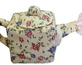 The Original Sneezes Teapot Sewing Pattern Tissue Box Cover