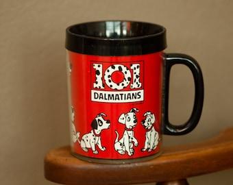 Vintage 101 Dalmatians Mug