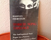 Torch Song Trilogy by Harvey Fierstein paperback 1978