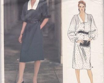 Givenchy Blouson Dress Pattern Vogue Paris Original 1140 Size 16 Uncut
