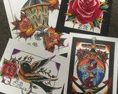 Tattoo Print Pack 2