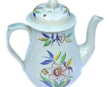 1950s Adams Calyx Ware Cambodia Pattern Vintage Coffee Pot Vintage Teapot Vintage Serving Vintage Kitchen Vintage Housewares