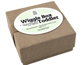 Wiggle Box Toddlers, Indoor Play for Toddlers, Toddlers Active Movement, Toddler Educational, Family Game Night, Toddler Activities, Reggio
