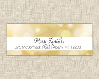 Return Address Labels. Return address label sticker. Custom address label