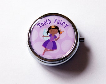 Tooth Fairy Case, Tooth Fairy Box, Lost tooth, Tooth Fairy Container, tooth fairy giftbox, first loose tooth, box for tooth fairy (5902)