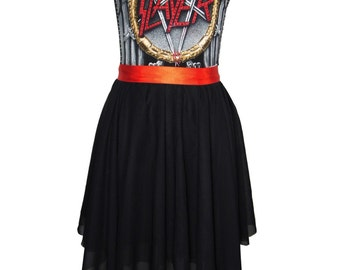 "Laura Diamond ""Slayer swarovski dress"""