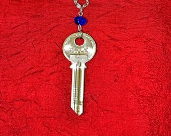 TARDIS Key Necklace No. 4
