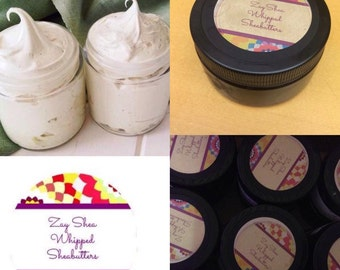 zay shea whipped butter non scented