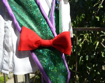 Ariel ~ The Little Mermaid Inspired Disney Pin Trading Sash