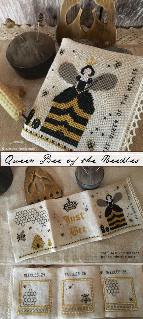 Bee Queen of the Needles