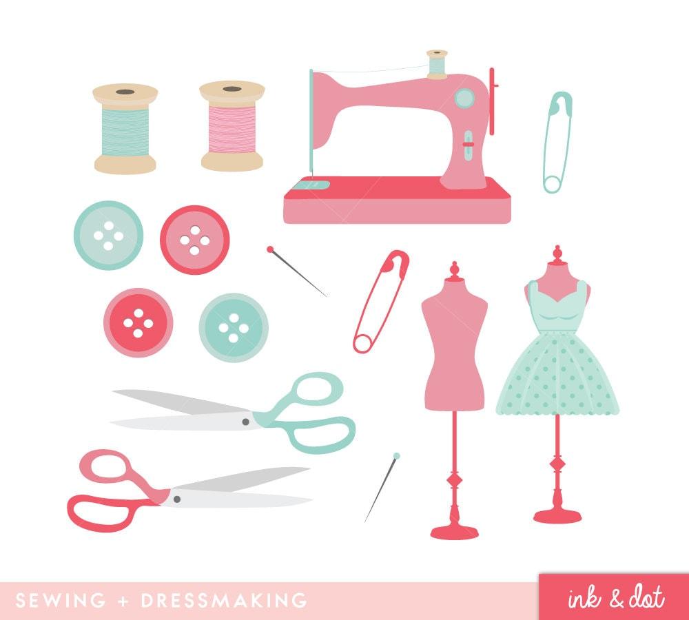 clipart dress making - photo #32