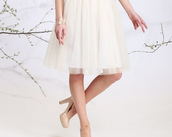Dream Fairy - short tulle skirt