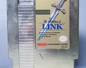 Vintage 1986 Nintendo Zelda 2 Adventure of Link Video Game in Working Condition
