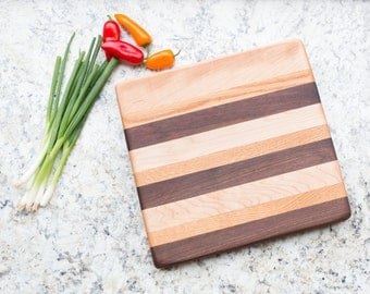 SALE! Wooden Cutting Board, Wood Bread Board, Wood Cutting Board, Wood Chopping Board, Wood Serving Board, Wood Cheese Board, Cooking Gifts