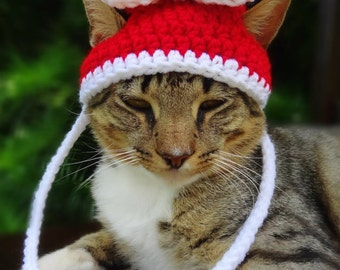 Viking Cat Hat Pattern Viking Cat Hat Crochet Pattern Cat