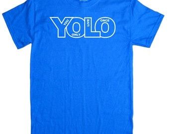 Amazoncom Seller Profile YOLO Stickers and Tees
