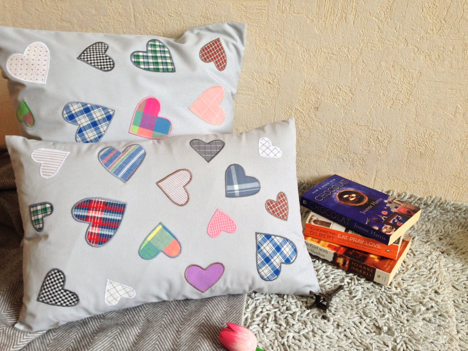 Uncategorized Unique Pillowcases designer pillow with hearts cover 20x20 cute pillows nursery pillowcases kids
