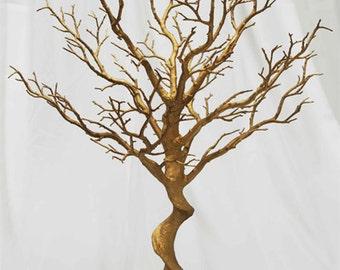 """30"""" Wedding Tree Centerpiece, Jewelry Organizer, Manzanita Tree Decor, Jewelry Tree"""