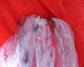 Zombie Bridal Veil