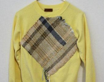 Woven Sweatshirt Sz. M SALE