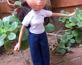 2 Dolls Reserved for Jazmaraz Amish Made Under Upcycled Doll 100% of proceeds go to Human Trafficking Charity