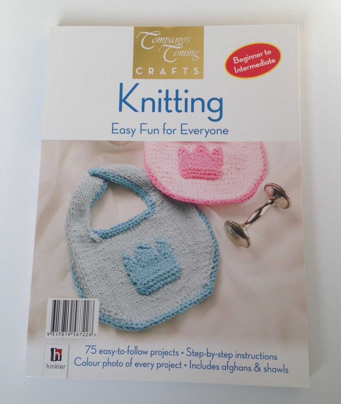 Quick Knit Patterns Free : Knitting Pattern Book Knitting Fun for by HandmadeLCreations