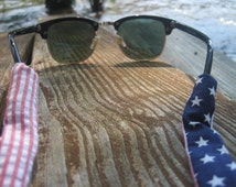 American Flag Sunglass Strap-Port Royal Outfitters
