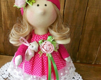 PDF,Soft Doll PATTERN  Cloth Doll Pattern, Digital Download instructions+pattern. instant download
