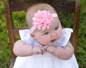 Pink Headband, Pink Hair Bow, Pink Toddler Headband, Pink Flower Headband, Pink Headband, Baby Headband, Pink Headband, Newborn Headband