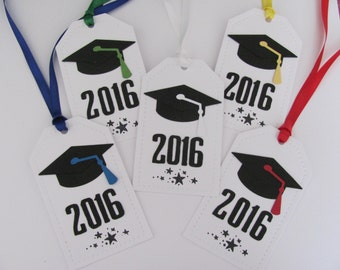 2017 Graduation Gift Tags, School Graduation Tags, Party Tags, Graduation Gift Tags, 2017 Graduation Gift Tags, Graduation Cap Tags