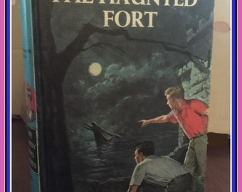 6 HARDY Boys Mystery Series Books - No. 1, No. 3, No. 8, No. 26, No. 42 & No. 44 - ALL for One PRICE - Excellent Vintage