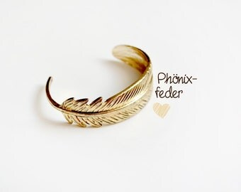 Phönix feather bracelet