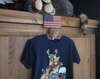 Smokey Bear T-Shirt Smokey The Bear