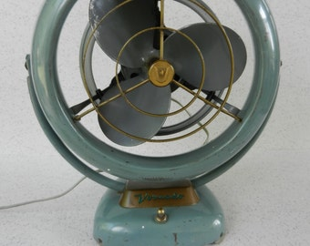 Retro 1950u0027s Vornado, Working 2 Speed Fan, Model B28C1