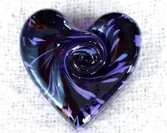 Hearts - Purple & Lavender