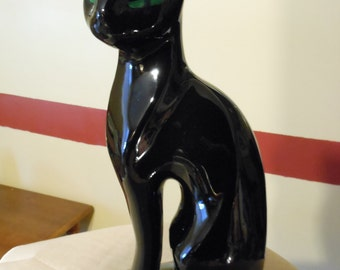High Gloss Black Cat