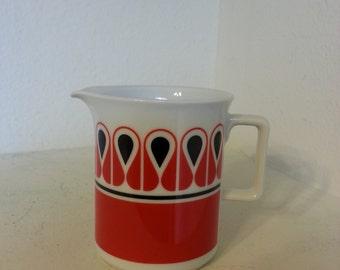 Vintage West Germany Schirnding Mid Century Design Creamer ///SALE///
