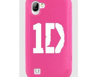 1D One Direction Logo Bumper/Phone/Laptop Sticker (AS11002)